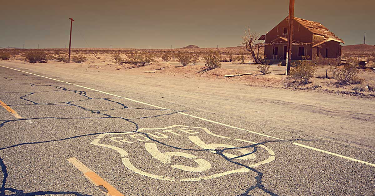 Route 66 – Feel the Freedom™